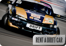 rent a drift car in Lithuania